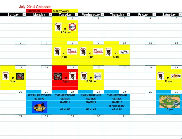 Bucs July Calendar copy