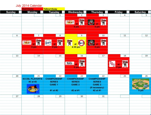 Pirates July Calendar copy