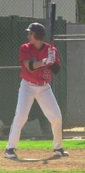 Matthew Reynoso Set in the Batter's Box