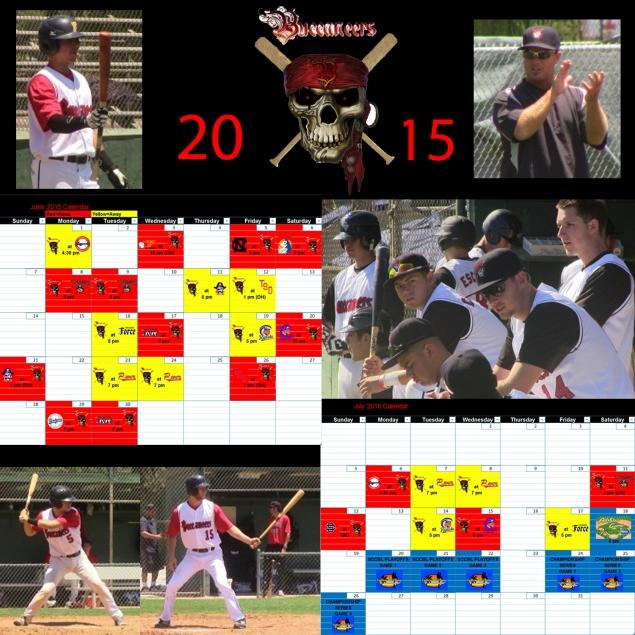 Bucs 2015 schedule